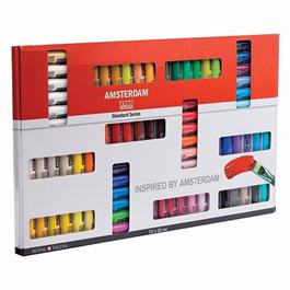 Amsterdam Acrylic Standard Set 72x20ml thumbnail