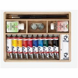 Van Gogh Acrylic Basic Box Thumbnail Image 1