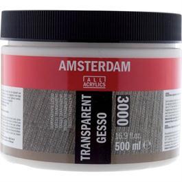 Amsterdam Gesso Transparent 500ml thumbnail