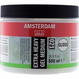 Amsterdam Extra Heavy Gel Medium Gloss 500ml thumbnail