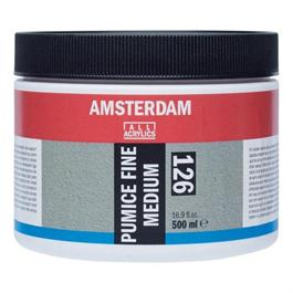 Amsterdam Pumice Fine Medium 500ml thumbnail