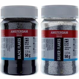 Amsterdam Acrylic Flake Mediums Thumbnail Image 1