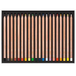 Caran d'Ache Luminance 6901 Set Of 20 Pencils Thumbnail Image 2