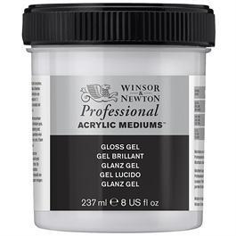 Winsor & Newton Artists' Acrylic Gloss Gel Medium thumbnail