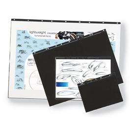 Mapac Jet Sleeves For Portfolios Pack Of 5 Thumbnail Image 1