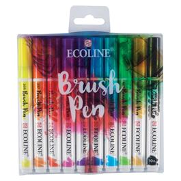 Ecoline Brush Pen Set of 10 thumbnail