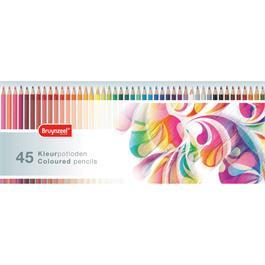Bruynzeel Colourful 45 Coloured Pencil Set thumbnail