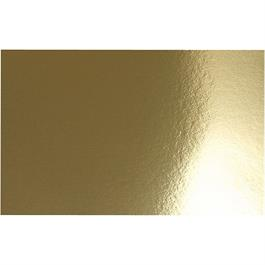 Double-sided Metallic Foil Card A4 Gold Pack of 10 280gsm thumbnail