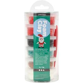Foam Clay 14g x 6 Christmas Assortment thumbnail