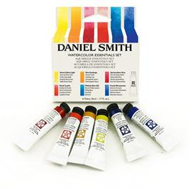 Daniel Smith Essentials Watercolour Set 5ml Tubes thumbnail