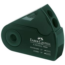 Castell 9000 Double-Hole Sharpener