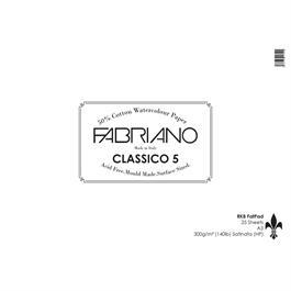 Fabriano Classico 5 Fat Pad A3 140lbs 'HP' thumbnail
