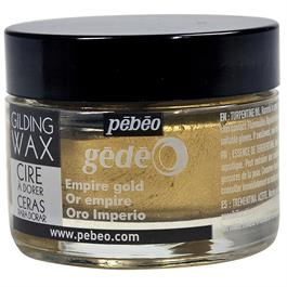 Gedeo Gilding Wax 30ml Pots Thumbnail Image 1