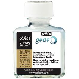 Gedeo Gilding Gloss Finishing Varnish 75ml thumbnail