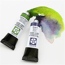 Daniel Smith Extra Fine Watercolour Tubes 5ml & 15ml Thumbnail Image 2