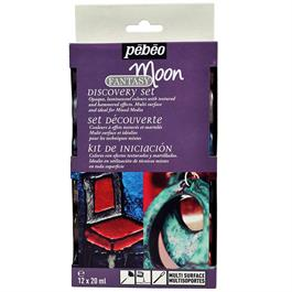 Pebeo Fantasy Moon Discovery Set 12 x 20ml thumbnail