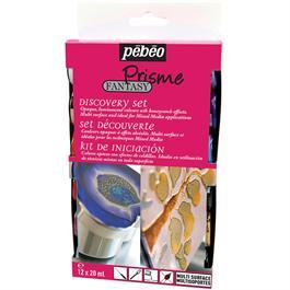 Pebeo Fantasy Prisme Discovery Set 12 x 20ml thumbnail
