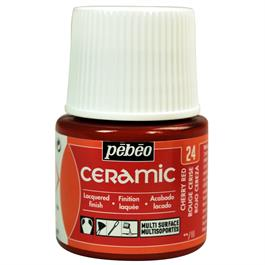 Pebeo Ceramic Paint - 28 Colours Thumbnail Image 0