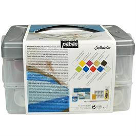 Setacolor Painting on Fabrics Workbox Thumbnail Image 2