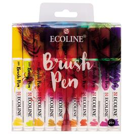Ecoline Brush Pen Set Of 20 thumbnail