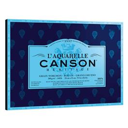 "Canson Heritage Pad Rough 9x12"" (23x31cm) 140lbs thumbnail"