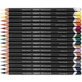 Derwent Procolour Pencils Single Colours Thumbnail Image 1