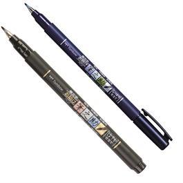 Tombow Fudenosuke Brush Pens thumbnail