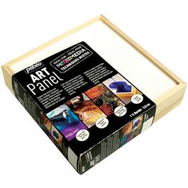 Pebeo Art Panel Kit With Mixed Media Thumbnail Image 2