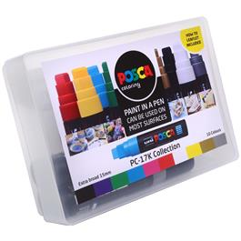 POSCA PC-17K Collection Pack Of 10 Pens Thumbnail Image 2