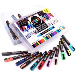 POSCA PC-5M Collection Pack Of 39 Pens Thumbnail Image 0