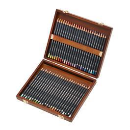 Derwent Procolour 48 Wooden Box Thumbnail Image 2