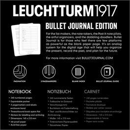 Leuchtturm Bullet Journal Medium A5 Thumbnail Image 1