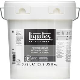 Liquitex Pouring Medium 3.78L thumbnail