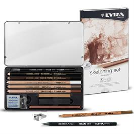 Lyra Rembrandt Sketching Set With Accessories Thumbnail Image 0