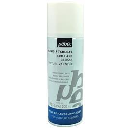 Pebeo Acrylic Solvent Based Gloss Varnish 200ml thumbnail