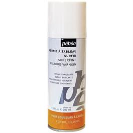 Pebeo Superfine Gloss Picture Varnish Spray 200ml thumbnail