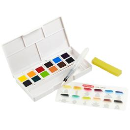 Derwent Inktense Paint Pan Travel Set Thumbnail Image 1