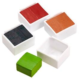 Derwent Inktense Paint Pan Travel Set Thumbnail Image 3