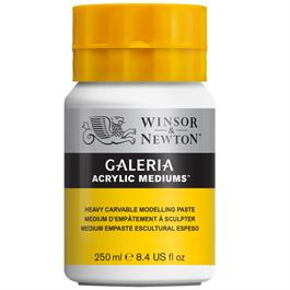 Galeria Heavy Carvable Modelling Paste 250ml thumbnail