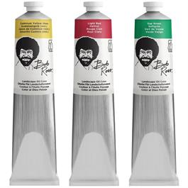 Bob Ross Landscape Oil Colours 200ml Tube thumbnail