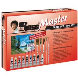 Bob Ross Master Paint Set Thumbnail Image 1