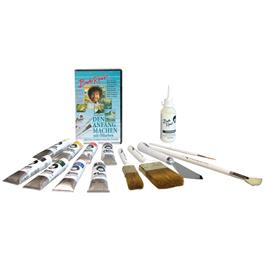 Bob Ross Master Paint Set Thumbnail Image 2
