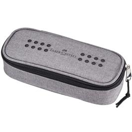 Faber Castell Grip Large Pencil Case Grey thumbnail