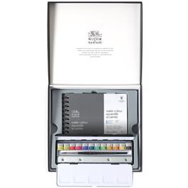 Winsor & Newton Professional Water Colour Journal Gift Collection Thumbnail Image 0
