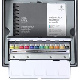 Winsor & Newton Professional Water Colour Journal Gift Collection Thumbnail Image 2