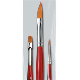 da Vinci Winter Wonderland Watercolour Brush Set Thumbnail Image 1