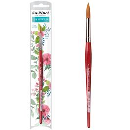 da Vinci Series 5580 Size 4 Watercolour Brush Thumbnail Image 3