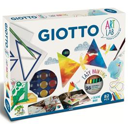 Giotto Art Lab Easy Painting Set thumbnail