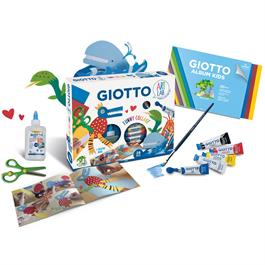 Giotto Art Lab Funny Collage Set Thumbnail Image 1