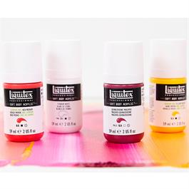 Liquitex Professional Soft Body Acrylic Paint 59ml Bottles Thumbnail Image 5